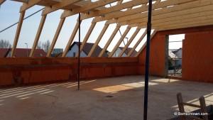 Dachgeschoss komplett innen