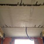 Wohnzimmerdeckenplatten