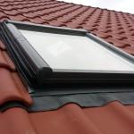 Dachfenster ohne Rollo
