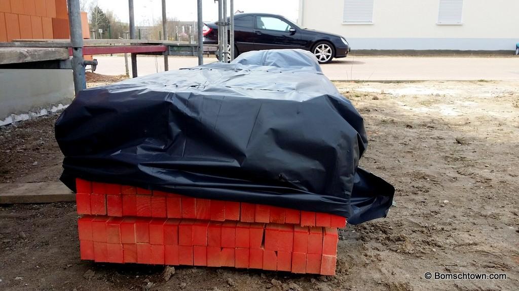 Dachlatten Unterkonstruktion