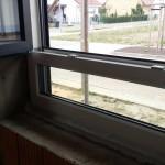 Küchenfenster offen Unterlicht