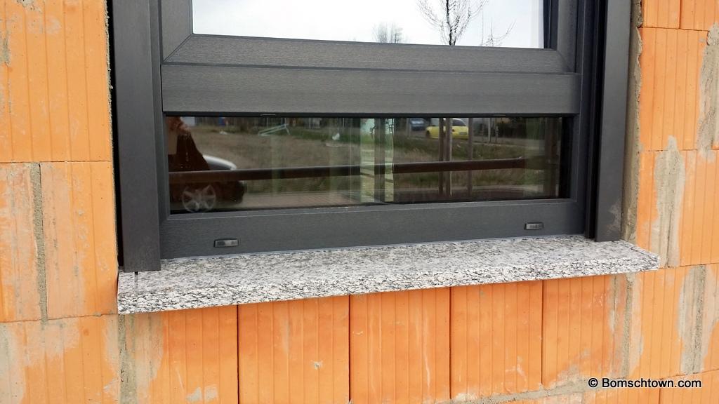 Fenster Mit Unterlicht fenstereinbau hausbau in bomschtown