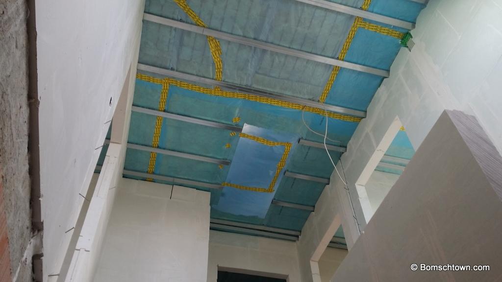 Dach-Dämmung der Firma ISOVER