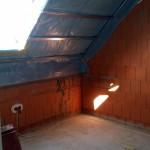 Dachämmung im Kinderzimmer 2