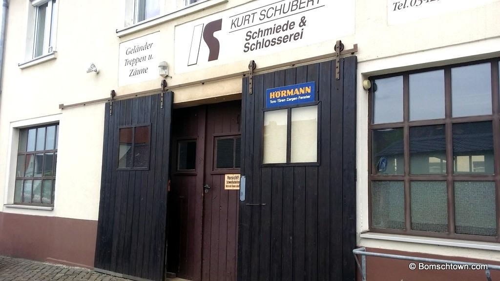 Schmiede und Schlosserei Kurt Schubert