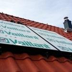 Vaillant Solarpanel Bruttofläche 2,51m²