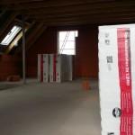 Stapel voller Wandbauplatten