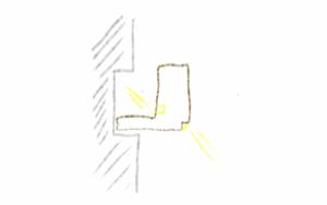 Planung Treppengeländer beleuchten
