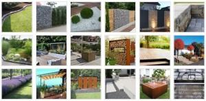 Bilder von Ideen für den Garten