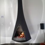 Holzverbrennung nach 30 Minuten