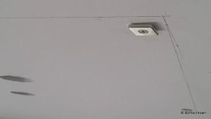 Lampen-Deckenbefestigung via Magnet