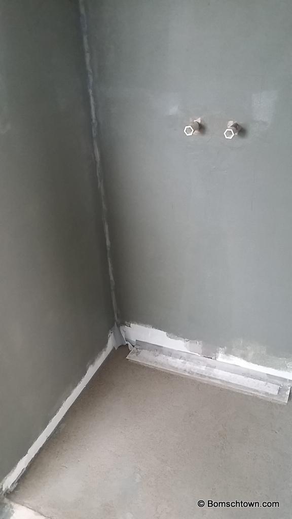 Seifenablage Dusche Ohne Bohren : Dusche Ohne Fliesen Tadelakt : RENOVETRO Wandverkleidung ganz ohne