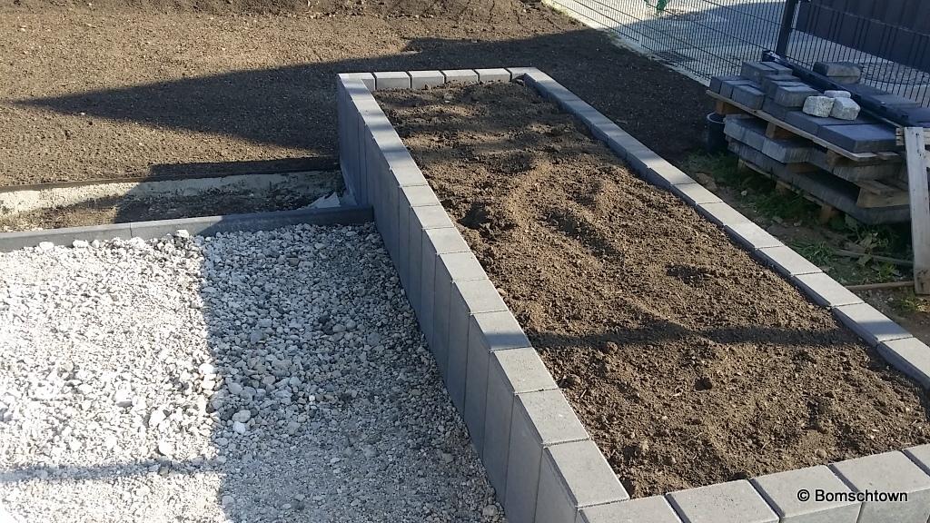 terrassenbau hausbau in bomschtown. Black Bedroom Furniture Sets. Home Design Ideas