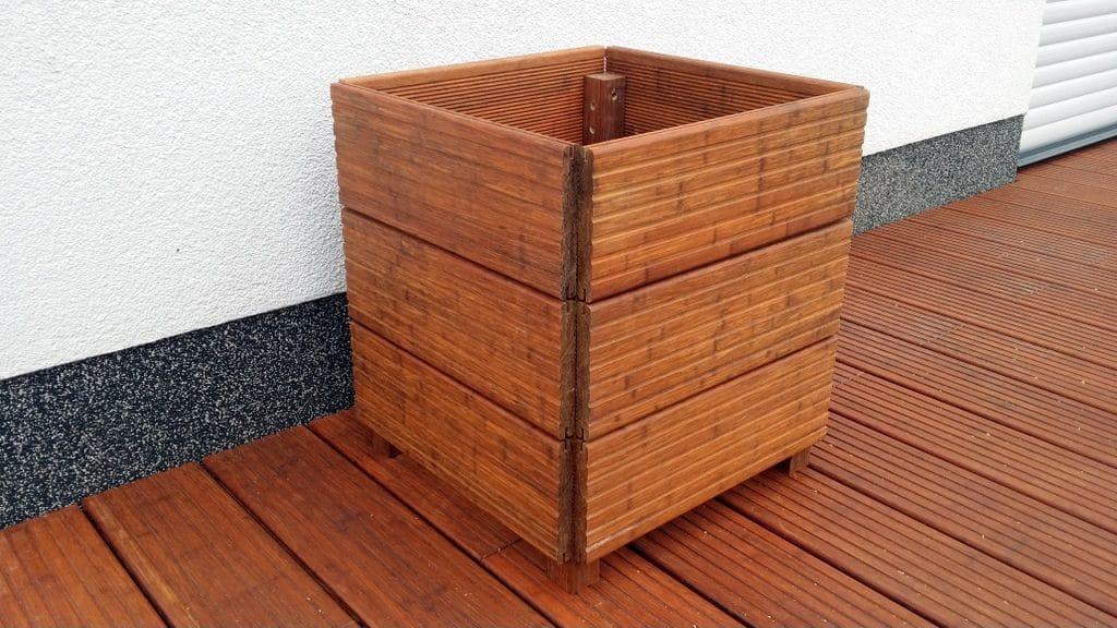 Pflanzkubel Aus Holz Selber Bauen Anleitung In 6 Schritten