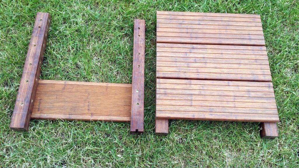 Pflanzkübel aus Holz selber bauen | Anleitung in 6 ...