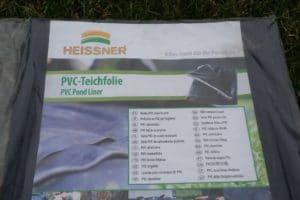 PVC Teichfolie